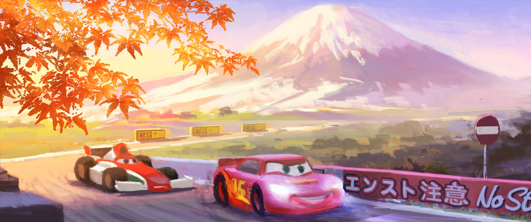 Image Gallery Cars Movie Trailers Itunes