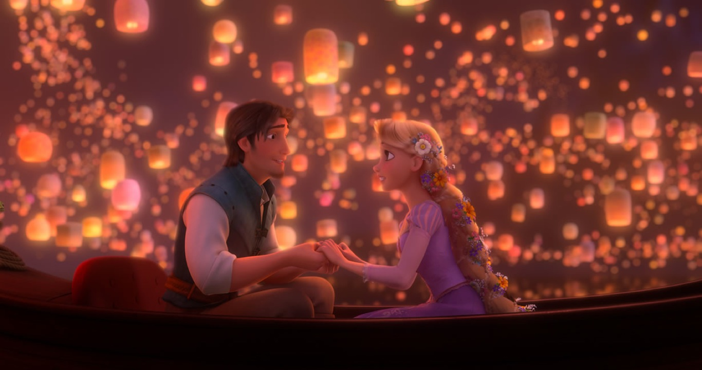 TANGLED - Movie Trailers - iTunes