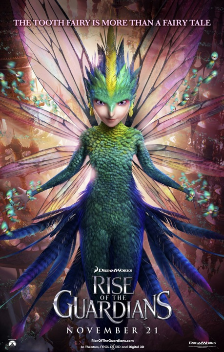 "梦工厂《守护者的崛起》(Rise of the Guardians)全新预告 第一主角""霜人""首亮相"