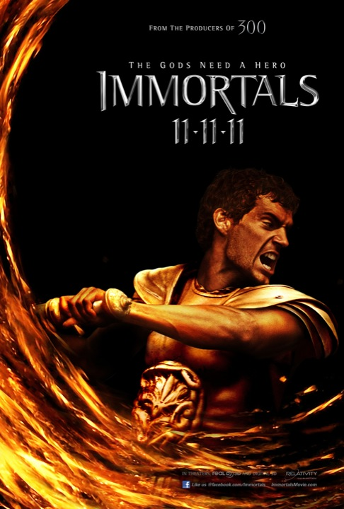 Immortals Movie Theseus Immortals Movie Trailers