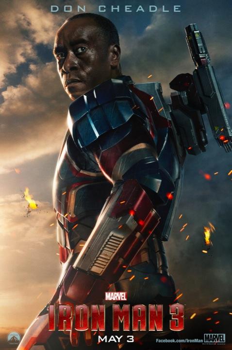 iron man 3 original soundtrack