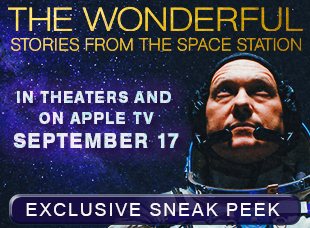 The Wonderful: Stories from the Space Station
