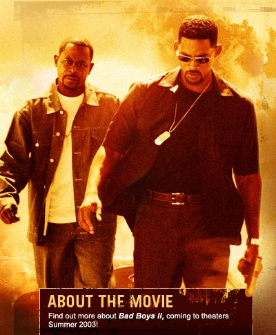 an analysis of the movie bad boys ii Movies and tv shows are certified fresh with a steady tomatometer of 75% or  bad boys ii quotes  det mike lowrey: [singing] bad boys,.