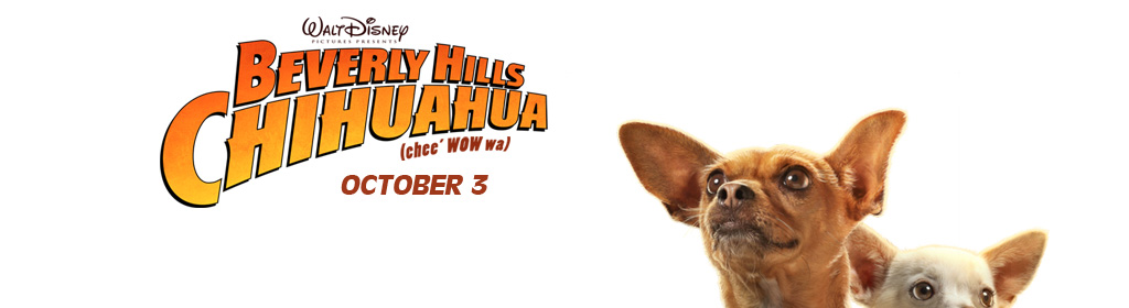 Beverly Hills Chihuahua - September 26
