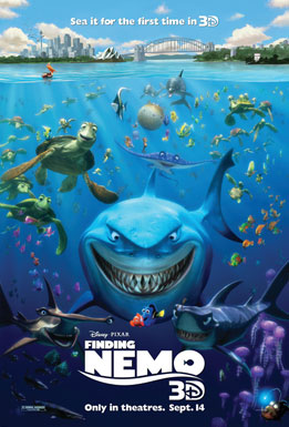 Finding Nemo 3D - Movie Trailers - iTunes