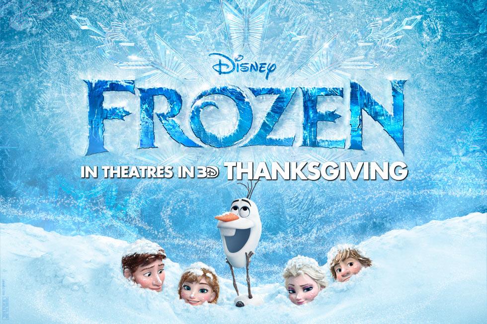 Frozen/冰雪奇缘/冰雪大冒险/冰雪皇后/白雪皇后/魔雪奇缘(港)