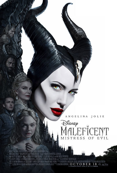 Showtimes Maleficent Mistress Of Evil Movie Trailers
