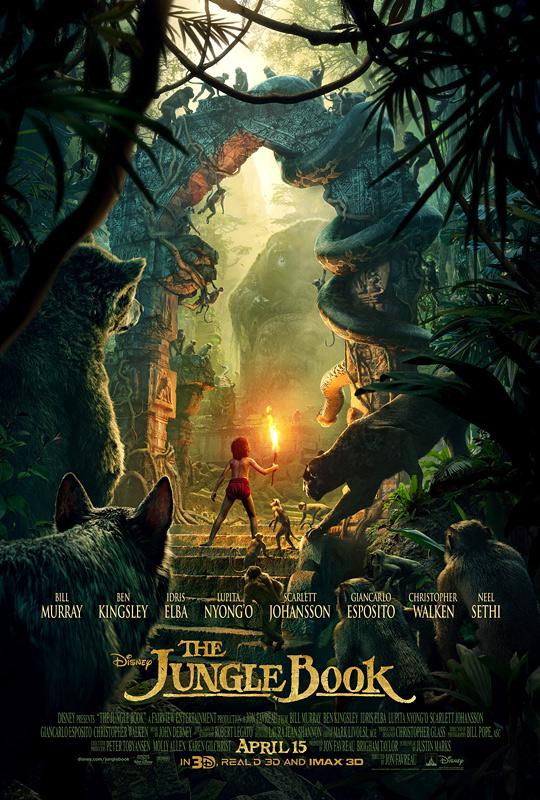The Jungle Book - Featurette
