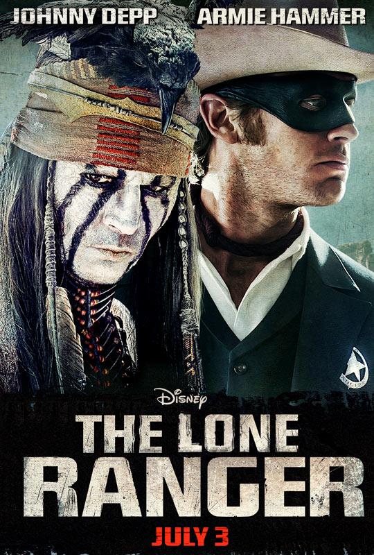 《独行侠》(The Lone Ranger)超级碗电视宣传片