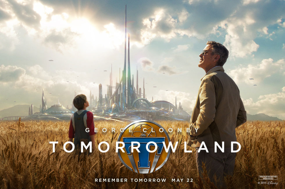 Tomorrowland/明日世界/未来乐园/未来世界