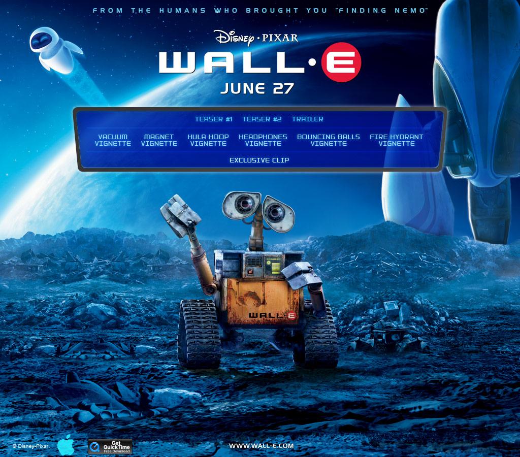 Wall-e essay