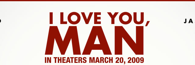 I love you man Logo