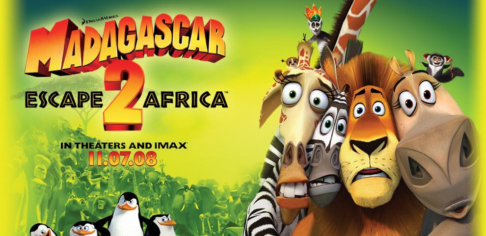 Madagascar: Escape 2 Africa (2005) HINDI Full Movie [HQ]