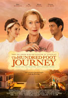 Movie poster to 'The Hundred-Foot Journey'