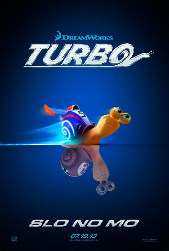 《蜗牛》(Turbo)预告片