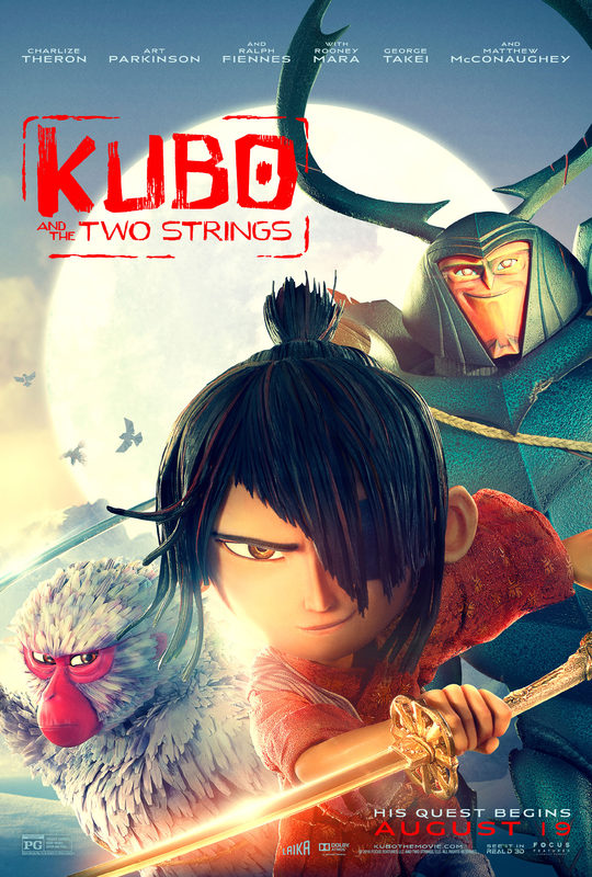 Kubo and the Two Strings - Trailer 4