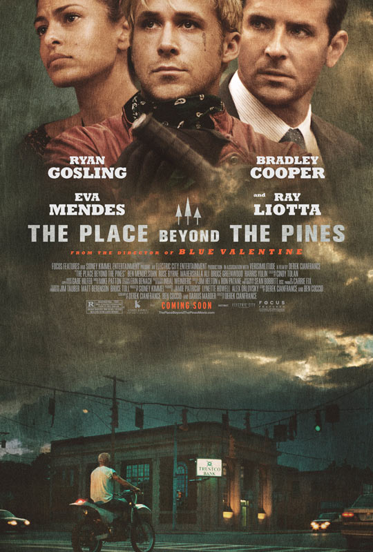 瑞恩·高斯林《松林外/松木以外的地方》(The Place Beyond the Pines)预告