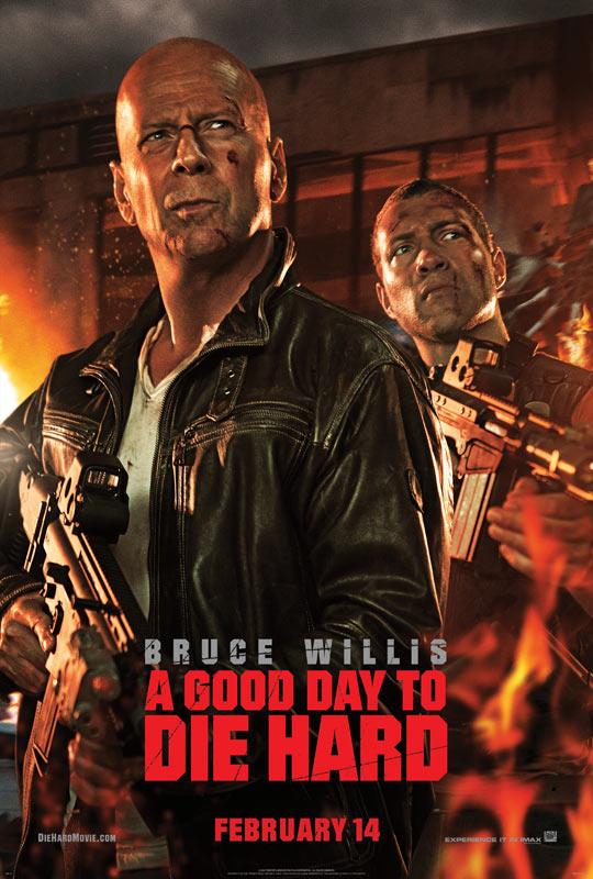 布鲁斯·威利斯《虎胆龙威5》(A Good Day to Die Hard)制作特辑