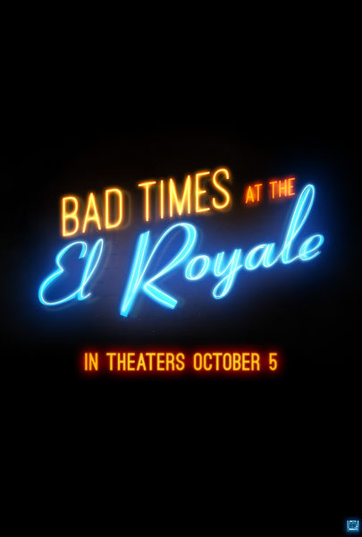 Bad Times At The El Royale - Trailer