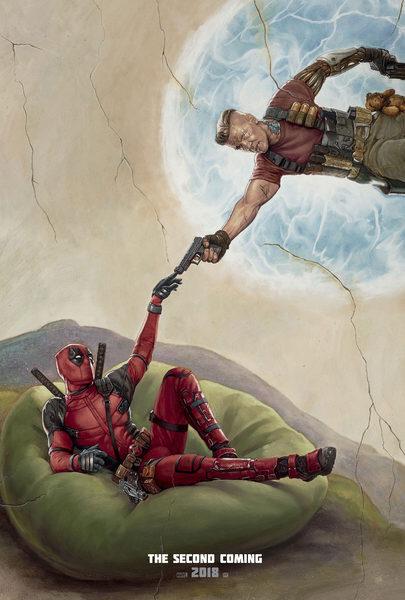 Deadpool 2 - Trailer 2