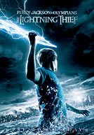 Percy Jackson and the Olympians: Lightning Thief Poster