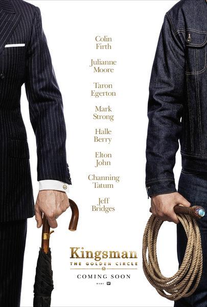 Kingsman The Golden Circle - Trailer