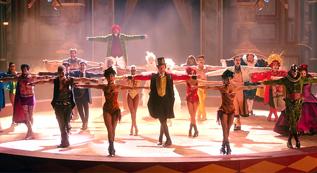 Image result for the greatest showman mages