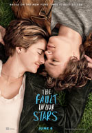 Movie poster to 'The Fault in Our Stars'
