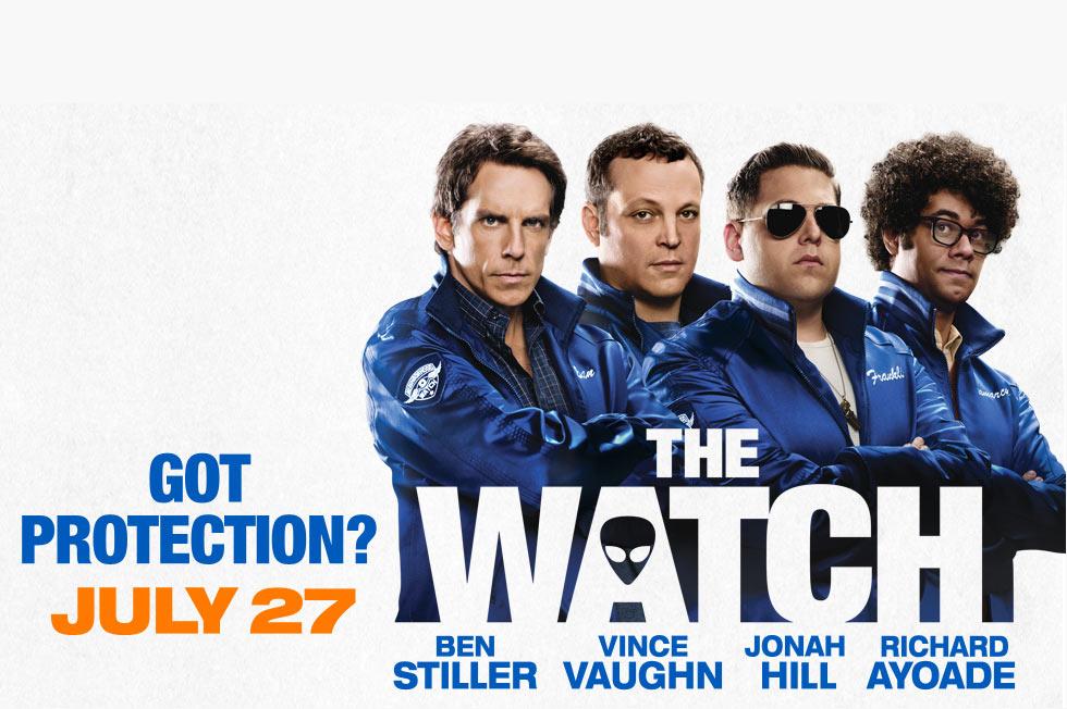 《新邻里联防》(The Watch) 全长预告片