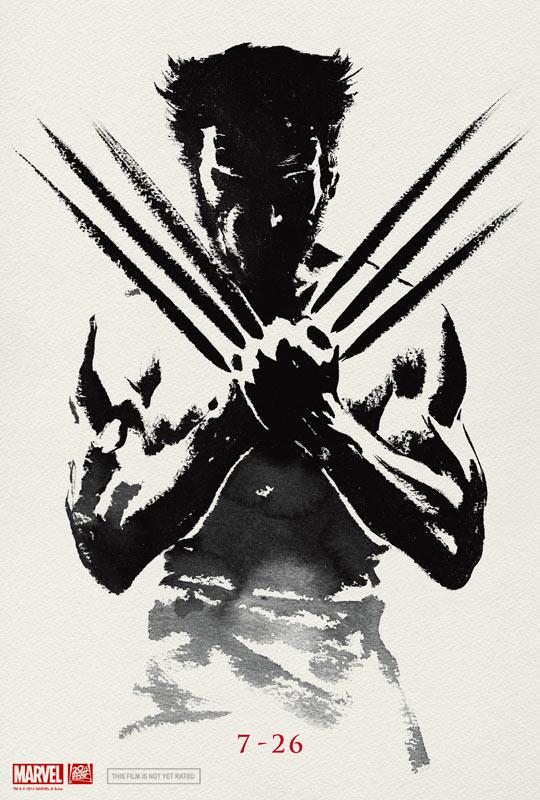 休·杰克曼《金刚狼2》(The Wolverine)首曝国际版预告