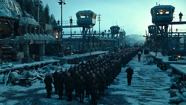Image result for war for the planet of the apes movie pics