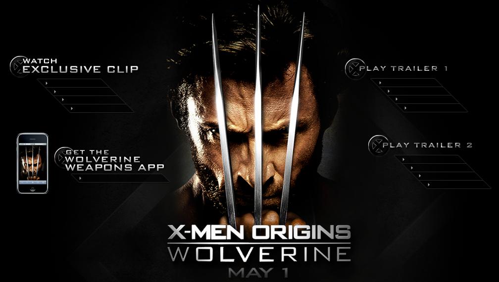 X Men Origins Trailer Marvel May 21