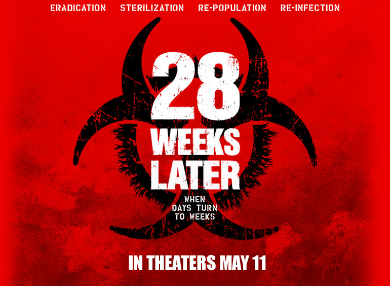 28 Weeks Later - Spring 2007