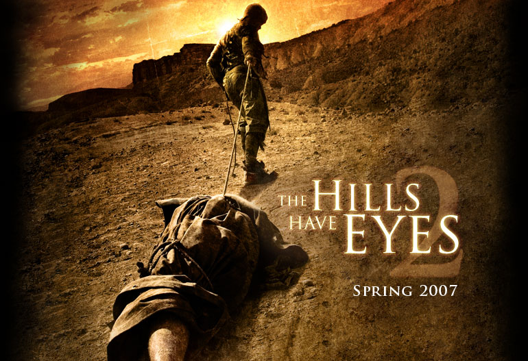 The Hills Have Eyes 2 - Spring 2007