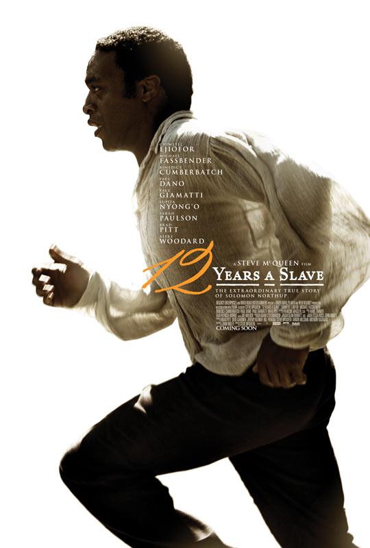 皮特/法鲨/卷福超豪华阵容《为奴十二年》(12 Years a Slave)首曝预告