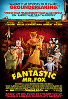 Fantastic Mr. Fox Poster