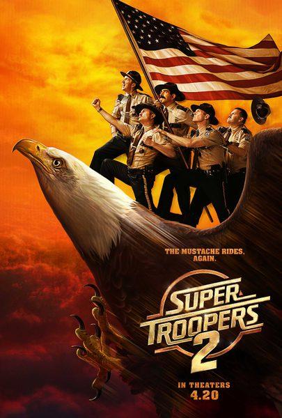 Super Troopers 2 - Trailer