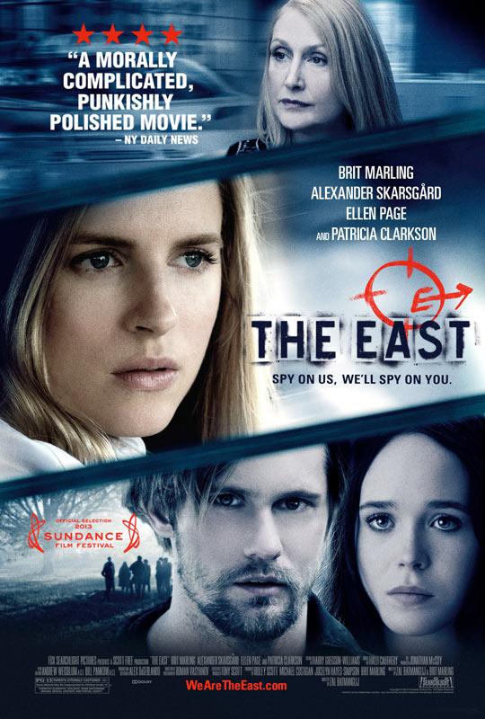 艾伦·佩姬 《东方》(The East)制作特辑 & 预告片#2