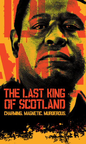 essay on the last king of scotland The last king of scotland is a critically acclaimed 2006 film of the book which fictionalizes the rise and fall of idi amin, the infamous dictator from.