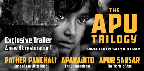 The Apu Trilogy: Pather Panchali; Aparjito; Apur Sansar