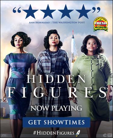 Hidden Figures - Get Showtimes