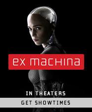 Ex Machina - Get Showtimes