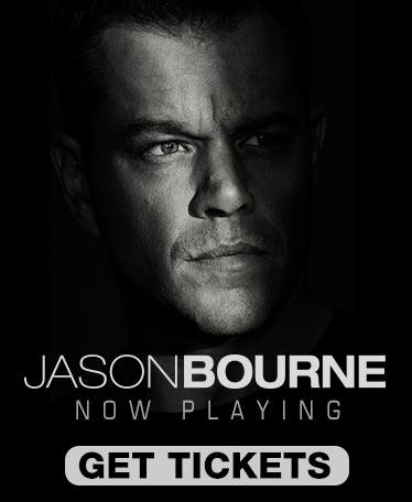 Jason Bourne - Get Tickets