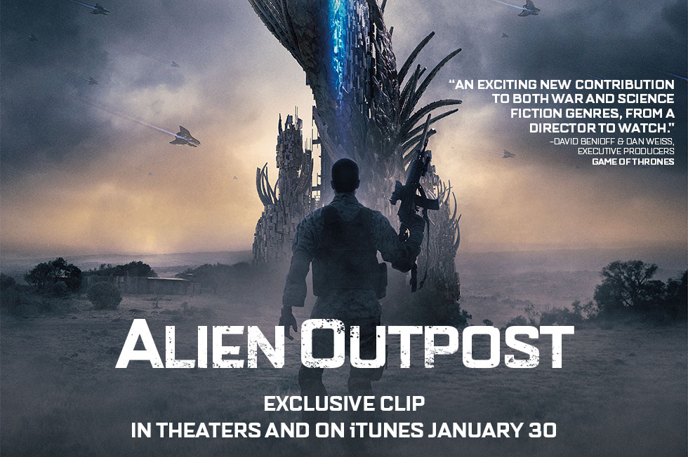 Nonton Film Alien Outpost (2014) Subtitle Indonesia
