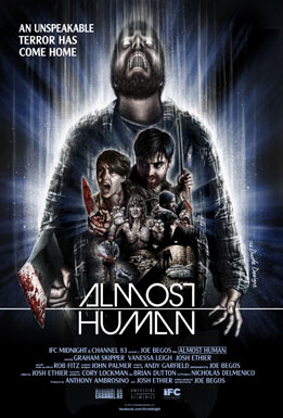 Almost Human - Movie Trailers - iTunes