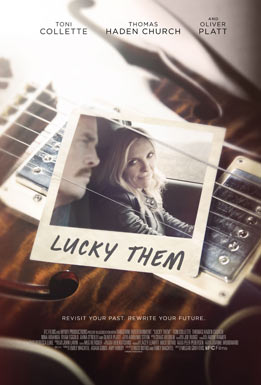Lucky Them - Trailer