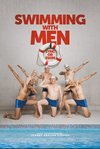 Swimming With Men - Clip