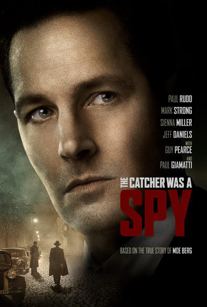 The Catcher Was A Spy - Trailer