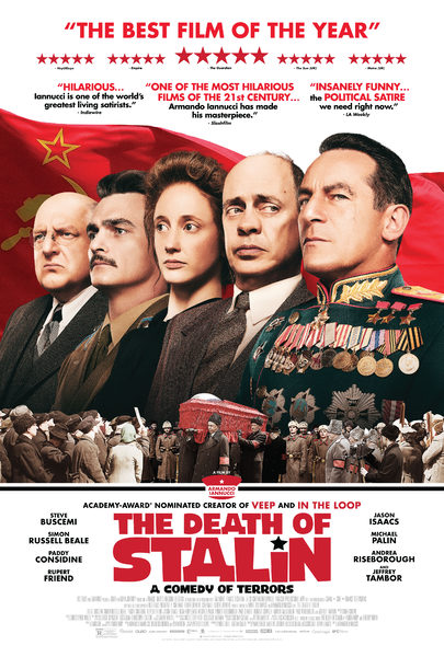 The Death of Stalin - Trailer