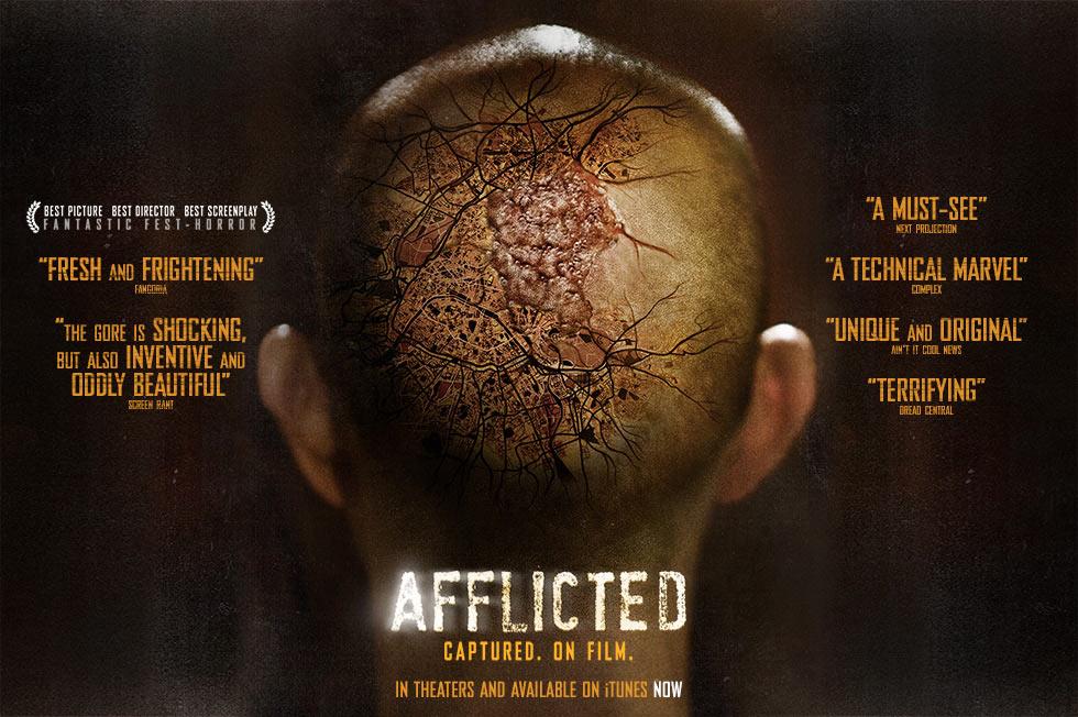 Afflicted/折磨
